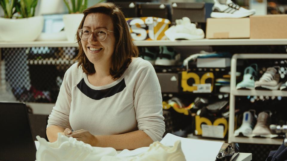 Amanda Verbeck, Footwear Developer, Special Projects, adidas