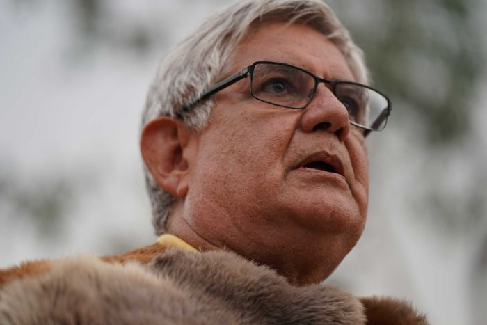 Minister for Indigenous Australians Ken Wyatt