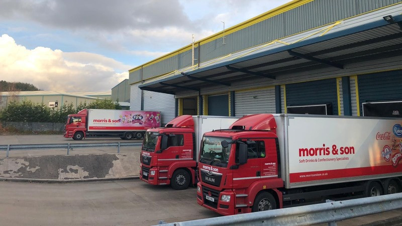 Food and drink wholesaler relocates