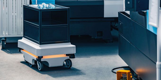 Partnerships & New Products to Automate Growth in the Mobile Logistics Robot Industry