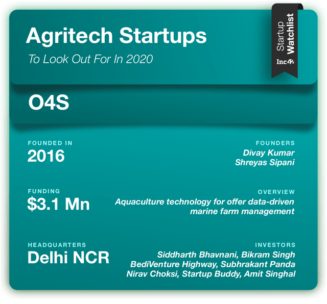O4S agritech startups