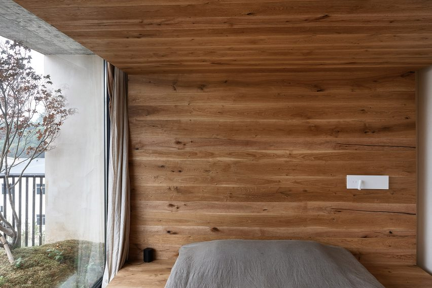 A Woodwork Enthusiast's Home by ZMY Design