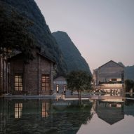 Alila Yangshuo, China, by Vector Architects