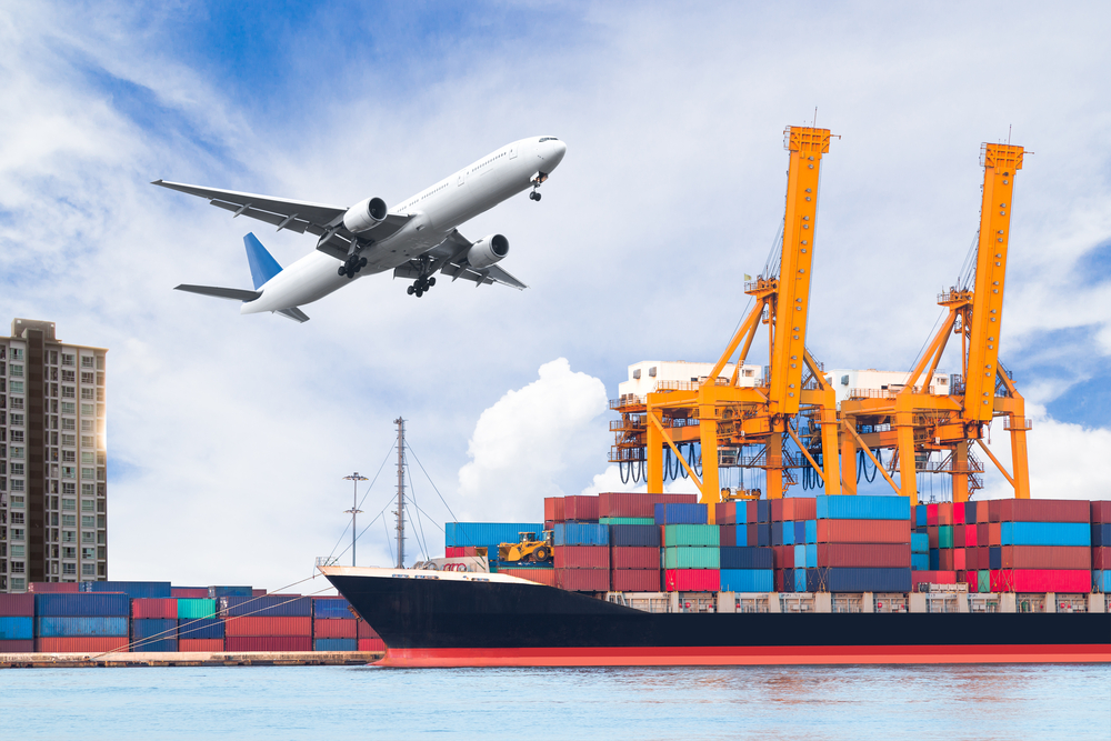 Global Ocean freight and Air freight Market