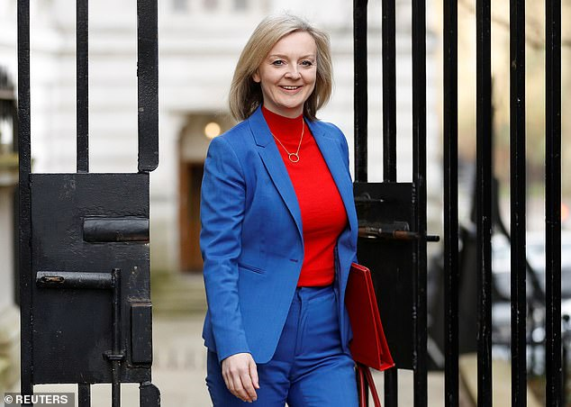 Ms Truss has a more hard-headed reputation than her fellow Cabinet member