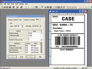 Labeling Software