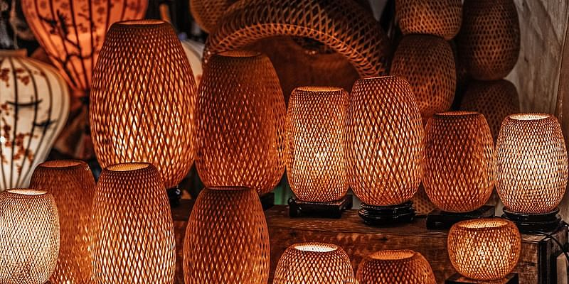 handcrafted lamp shades