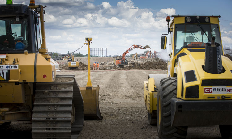 HS2 supports the construction industry through faster payments to all tiers of its supply chain
