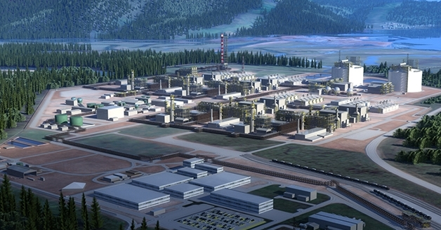 IBS Software to help ONEC Logistics for LNG Project in British Columbia