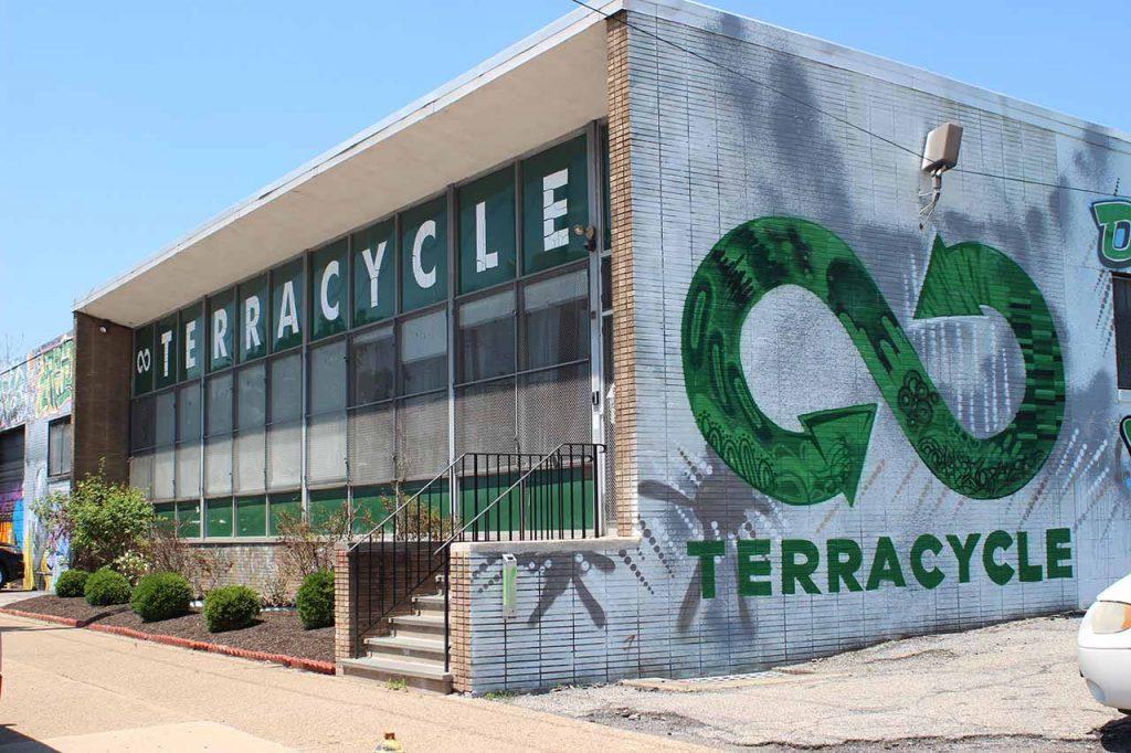 TerraCycle U.S. office in Trenton, N.J.