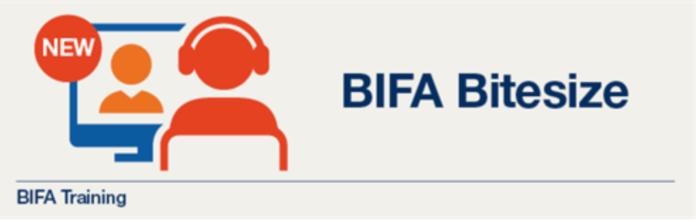BIFA Bitesize