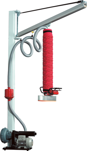 Mild Steel Vacuum Tube Lifter, Rs 650000 /no Fine Handling ...