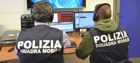 polizia italy