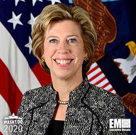 Ellen Lord: Pentagon Working on Microelectronics Strategy to Ensure Supply Chain Security