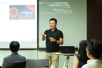 Winston Hsu, professor, Department of Computer Science and Information Engineering, National Taiwan University