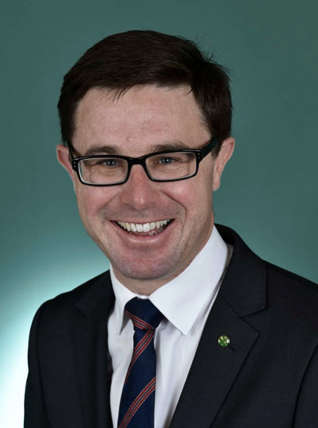 Federal minister for Agriculture, Drought and Emergency Management David Littleproud