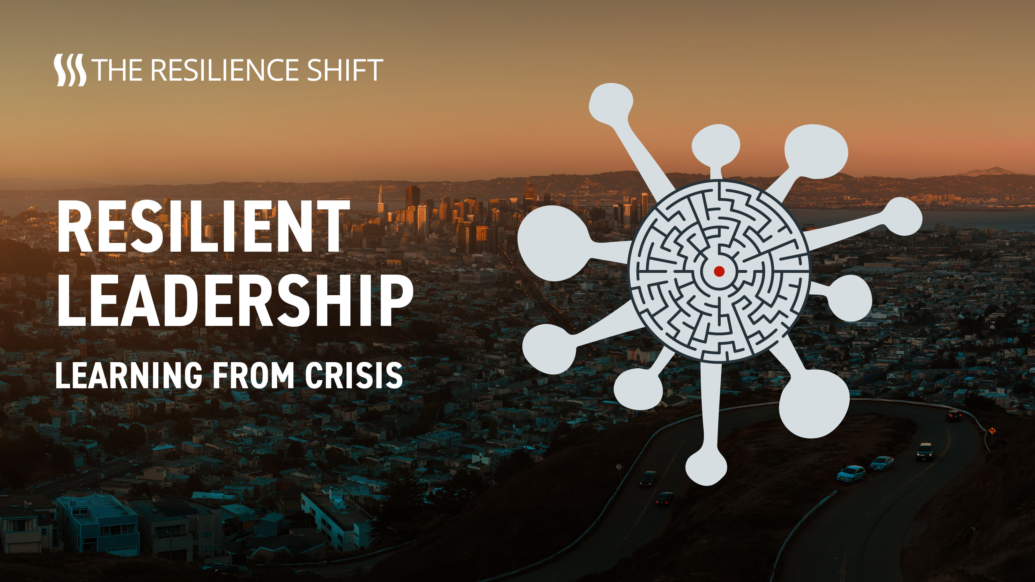The Resilient Leadership initiative aims to understand decision-makers' real-time response to crisis