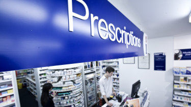 Pharmacies have been developing a range of delivery options including direct-to-customer from the store to handle the boom in prescription deliveries.