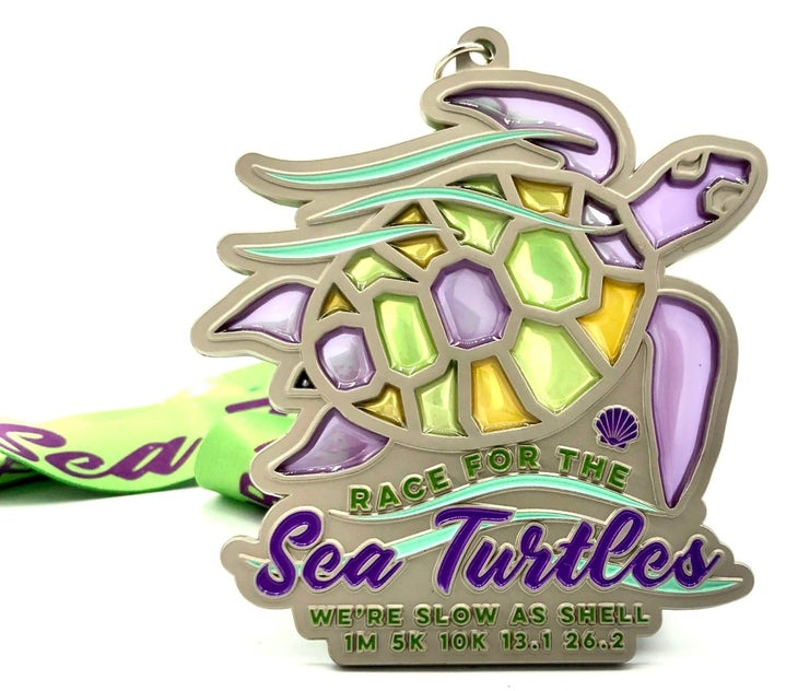Race for the Sea Turtle 1M 5K 10K 131. 26.2-Participate from home