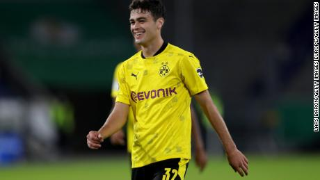 Giovanni Reyna is expected to make an impact in the first team this season.