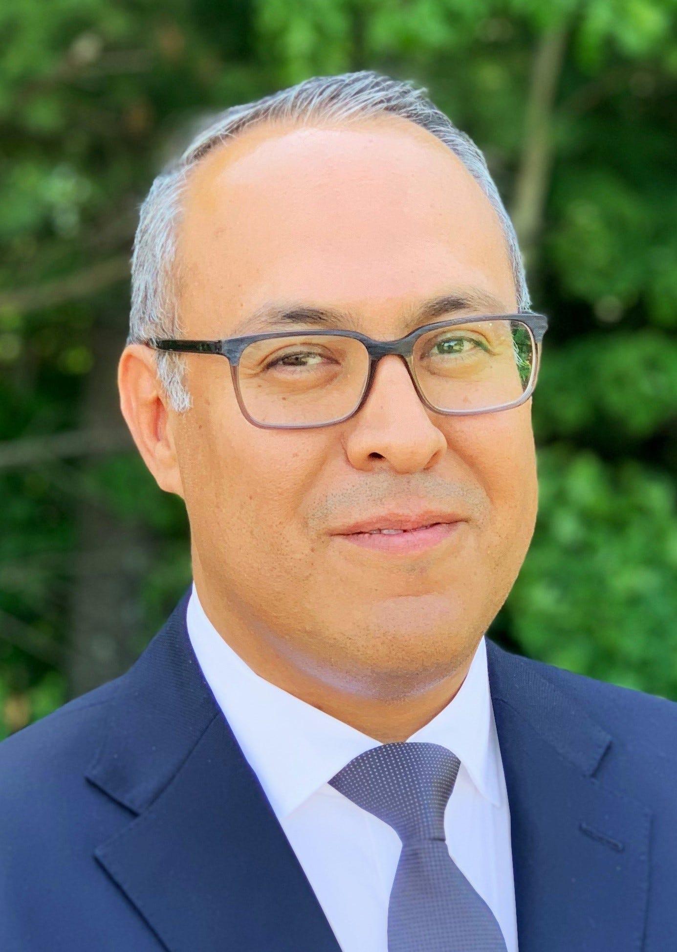 Enrique Grajeda, Mount Franklin Foods CEO.