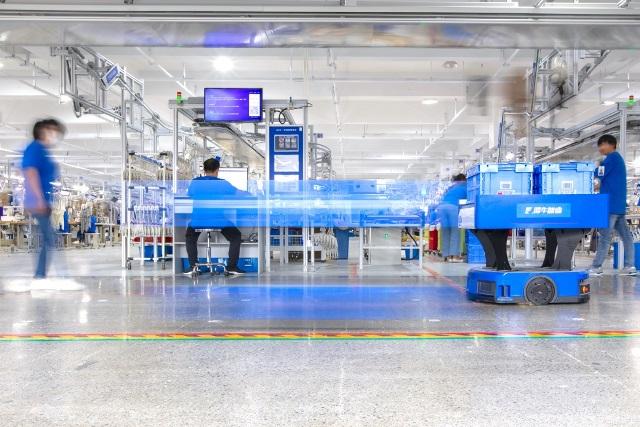 Alibaba smart manufacturing