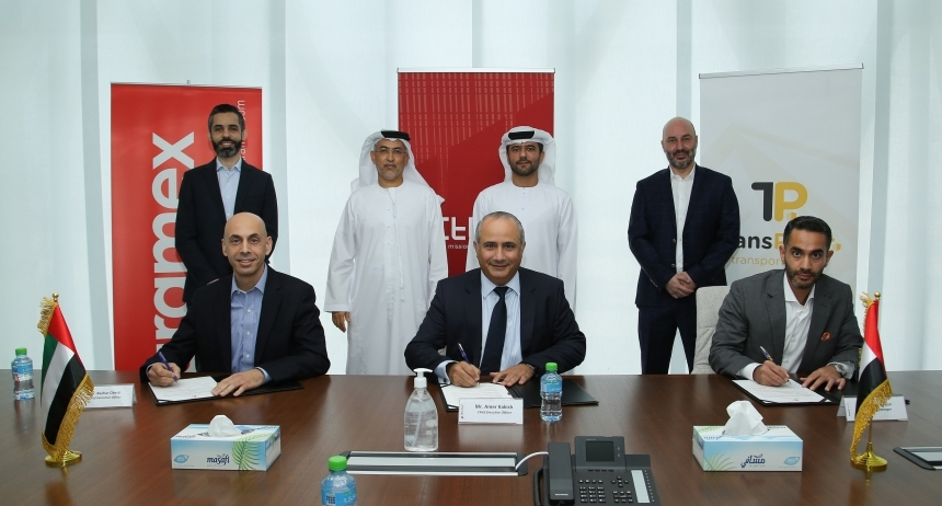 Aramex, Transportr partnership to manage Ittihad's sea freight volumes