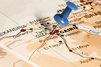 The Fitch report noted Egypts close geographical proximity to Europe which makes it attractive to brands and retailers