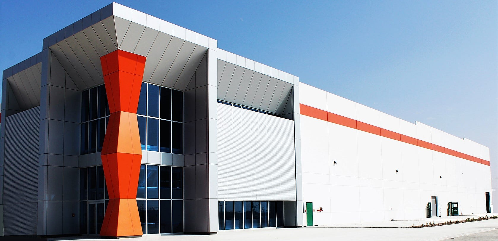 Mount Franklin Foods new candy factory in San Jeronimo, Mexico, across from the Santa Teresa, N.M., port of entry.