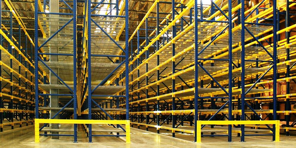 Selective Pallet Rack — Headzup Material Handling Solutions