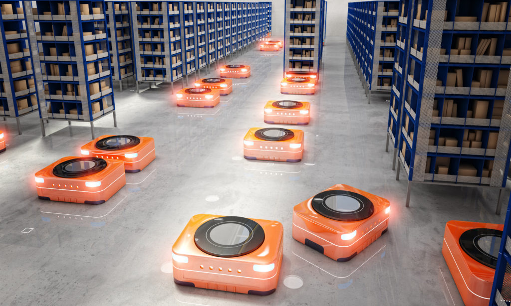 Smart Warehousing | About Smart Warehouse Management Systems