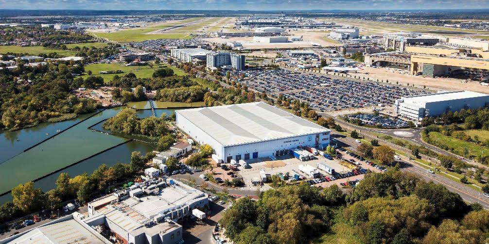 Heathrow Airport Landlord Achieves Full Occupancy Across Real Estate Portfolio