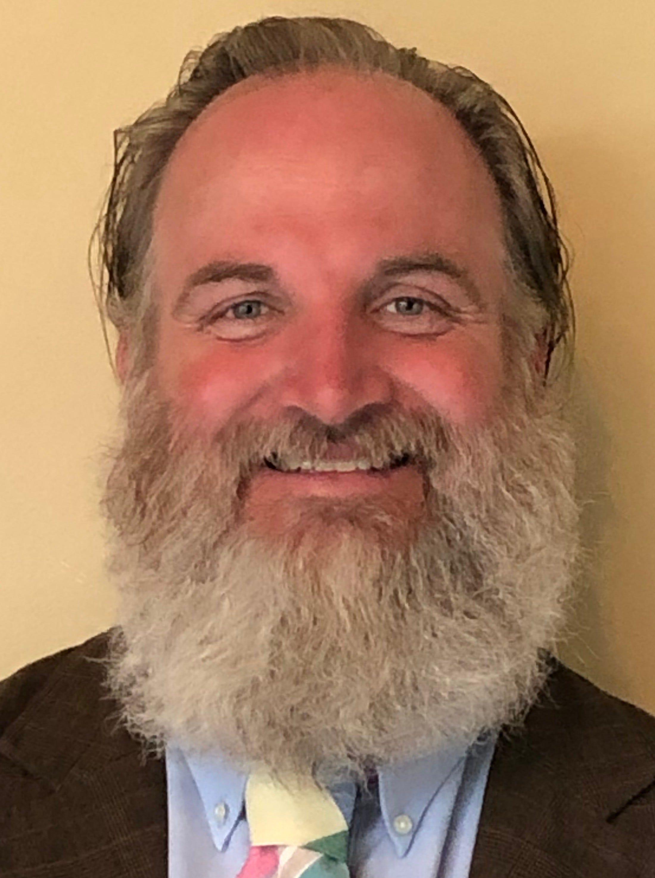 Libertarian 5th Congressional District candidate Ken Tucker
