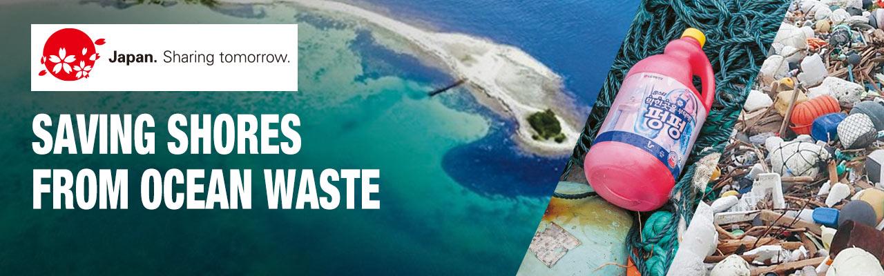 'Port of Humanity' Tackling Ocean Waste
