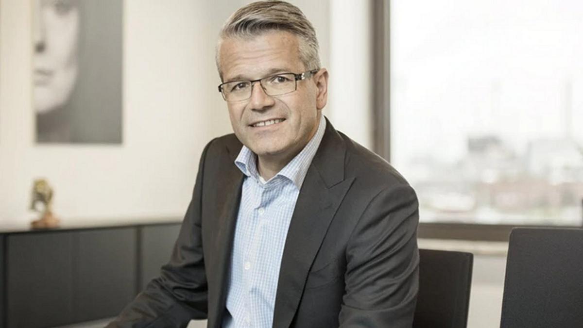Maersk executive