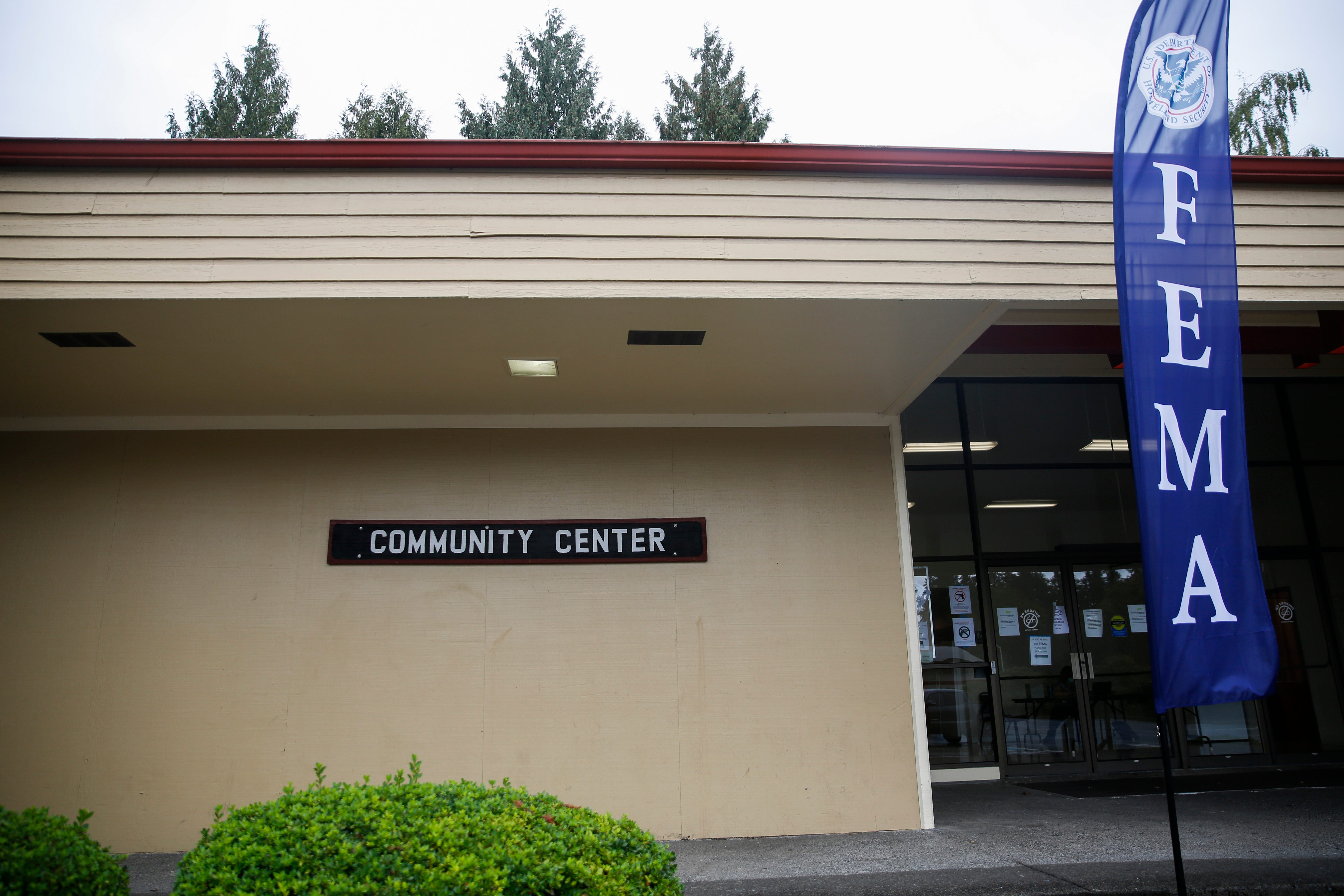 Resources are available through FEMA for Santiam Canyon residents recovering from the wildfires at the Community Center in Stayton.