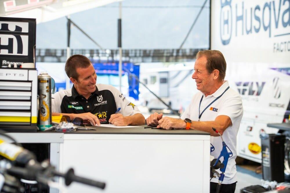 Stephen Westfall Named Team Manager of the Rockstar Energy Husqvarna Factory Racing Team