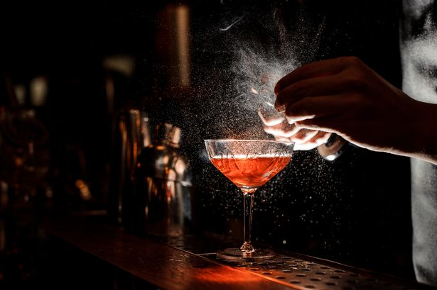 A new cocktail bar and restaurant is opening soon