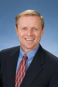 Randy Pflughaupt Toyota group vice president of supply chain management