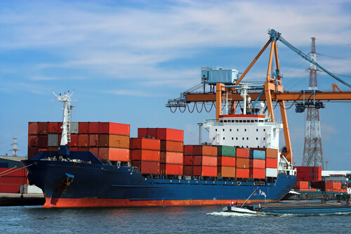 freight rates, ocean, China-U.S.