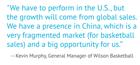 Wilson in China