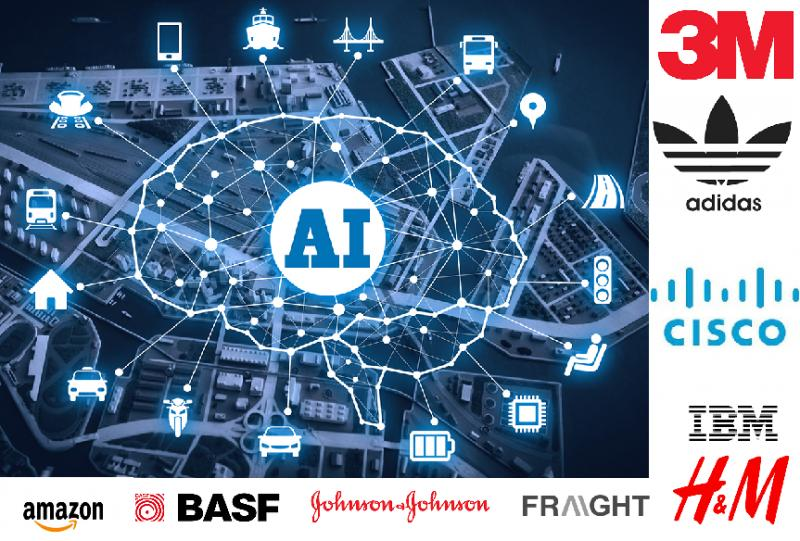 Artificial Intelligence in Supply Chain Management Market