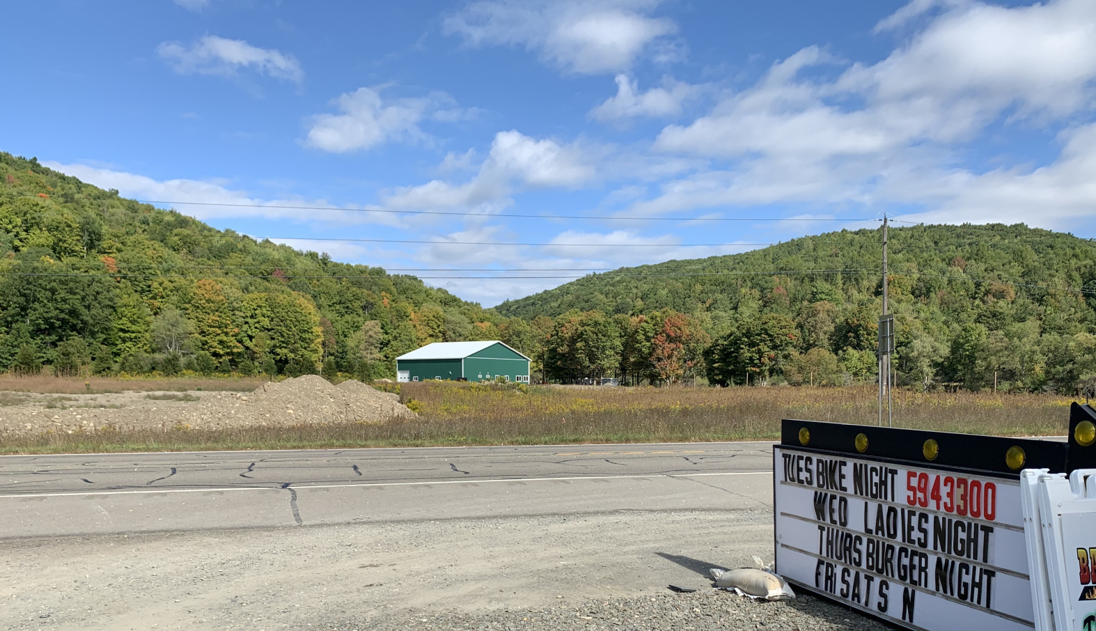 DEC says early earth-moving was violation at proposed waste facility in Schuyler County