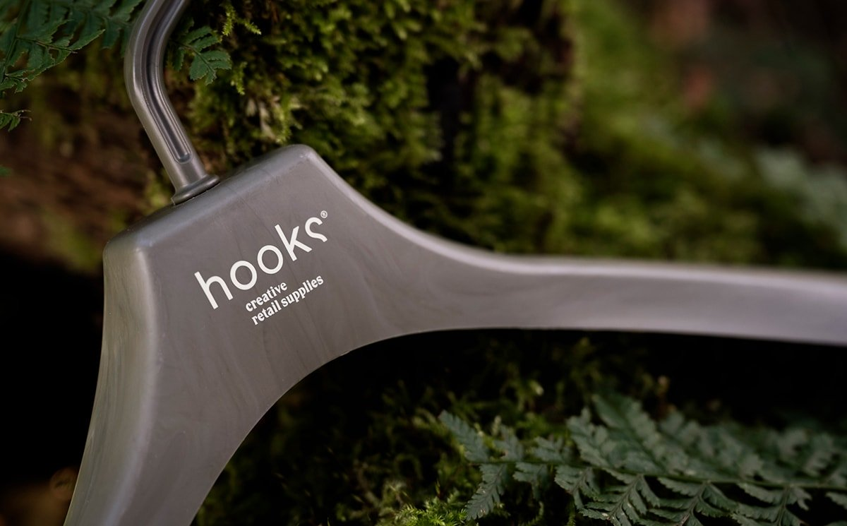 First ever biodegradable clothes hanger