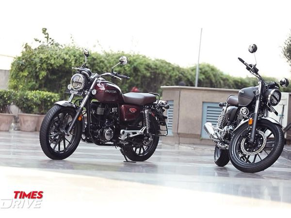 Honda H'ness CB350 rolled out of Manesar factory