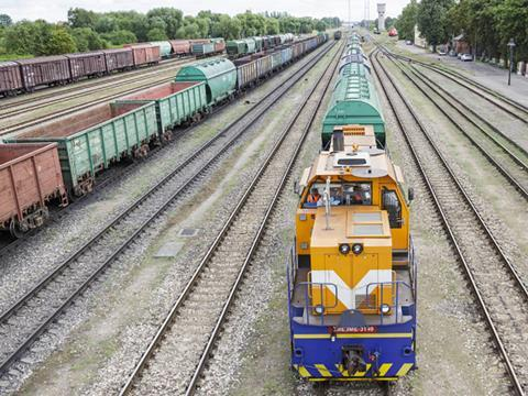 The EU's Cohesion Fund is to provide €318·5m to support railway electrification in Latvia.