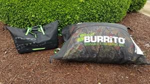 Leaf Burrito® Tote Form and 5-Footer