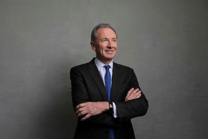 James Gorman, chief executive  of Morgan Stanley, has a history of crisis-time acquisitions