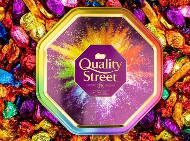 Customers took to social media to complain after multiple tins of Quality Street were severely lacking in their favourite flavours