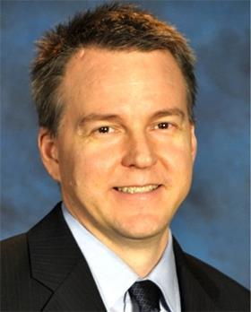 Keith Robertson Toyota group vice president of supply chain management